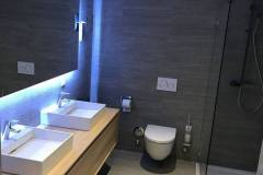 Renovation de salle de bains a Annemasse