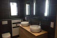 Renovation de salle de bains a Ville la Grand